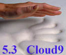 Cloud9 Memory Foam Toppers